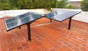 Solar PV installation at a Home